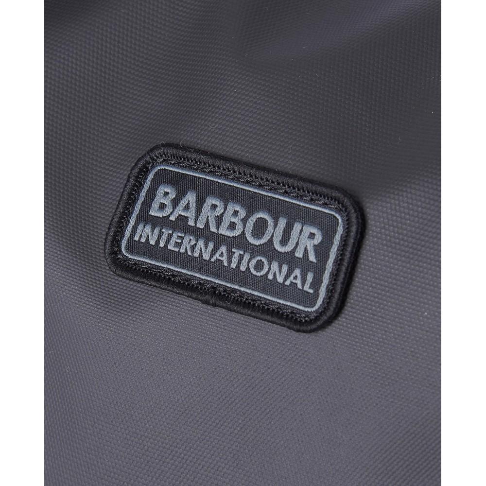 Barbour International Kirby Holdall Black