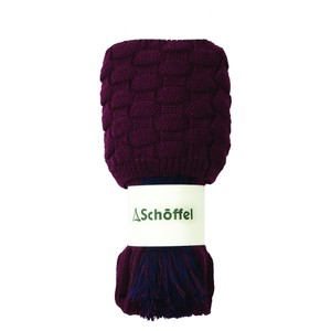 Schoffel Country Teigh Sock in Mulberry