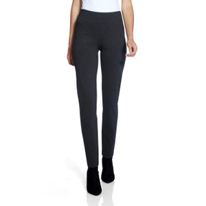 Up! Pants Ponte Pull On Trousers Black
