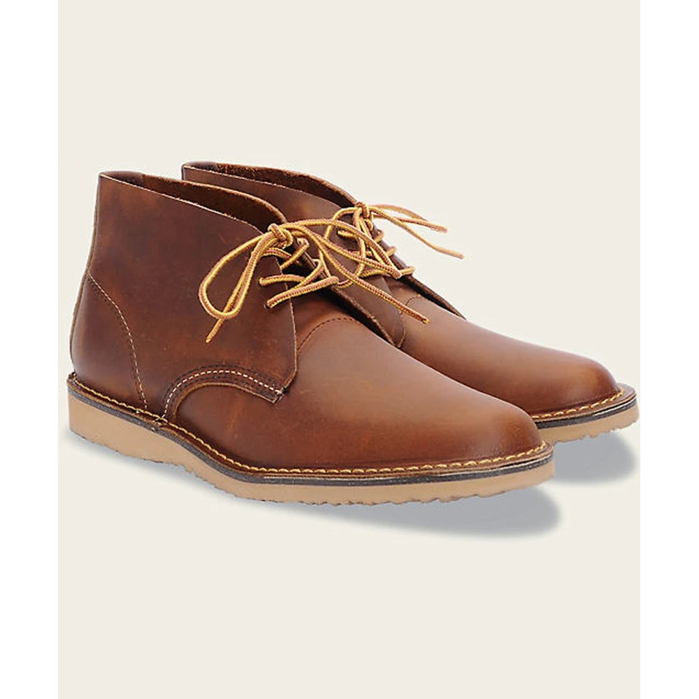 Red Wing Shoe Company Weekender Chukka Copper