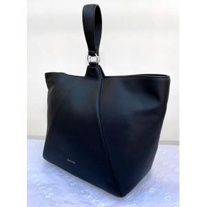 Paul Smith Accessories Loop Handle Medium Tote Black