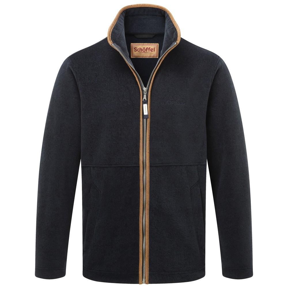 Schoffel Country Cottesmore Fleece Jacket Navy