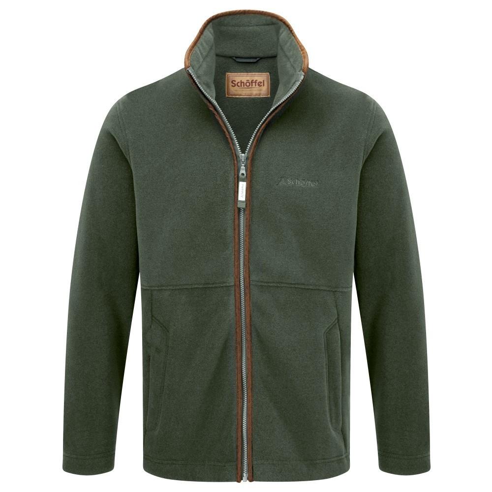 Schoffel Country Cottesmore Fleece Jacket Cedar Green