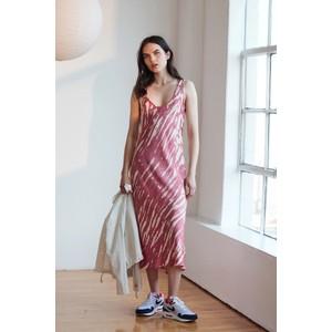 Billy S/L Maxi Dress Rose