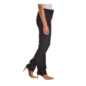 NYDJ Marilyn Straight Leg Jean Black