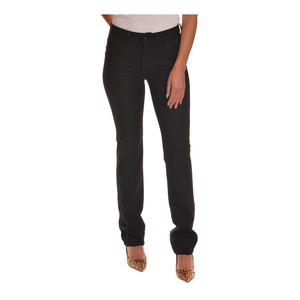Marilyn Straight Leg Jean Black