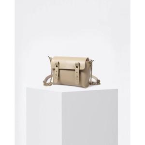 Craie Petite Etude X Body Bag Latte