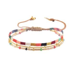 Afrika Maya Bracelet Muted Multi