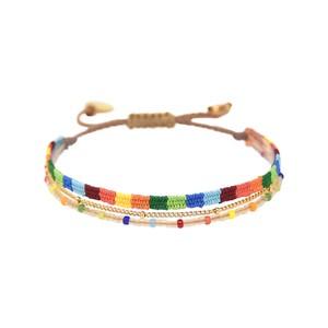 Afrika Maya Bracelet Bright Multi