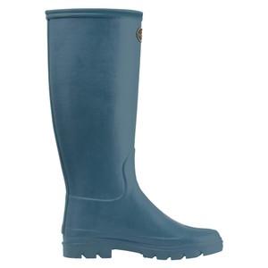 Le Chameau Iris Jersey Lined Boot Bleu Clair