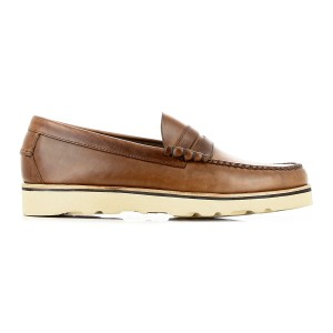 Weejun Wedge Larson Mid Brown