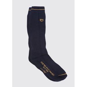 Boot Sock Short Navy