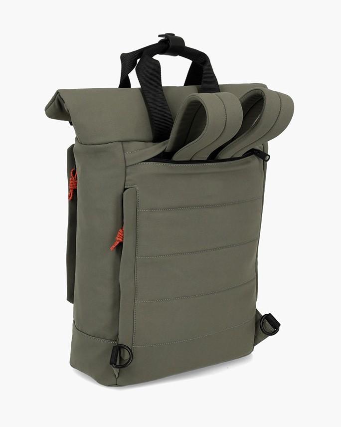 Ecoalf Berlin Backpack Khaki