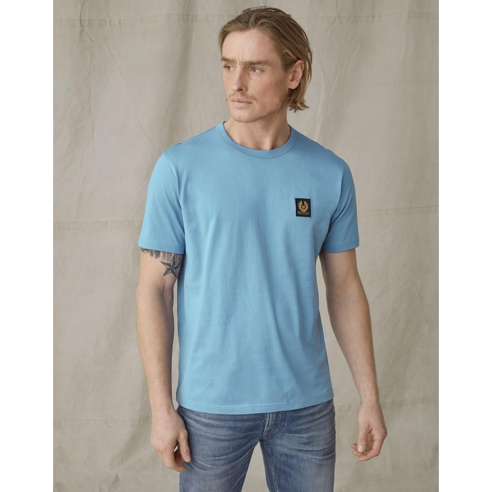 Belstaff Belstaff S/S T Shirt Airforce Blue
