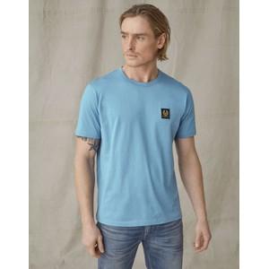 Belstaff Belstaff S/S T Shirt in Airforce Blue