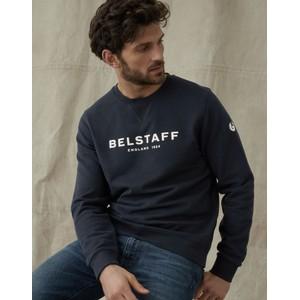 Belstaff 1924 Sweatshirt Dark Ink/Off White