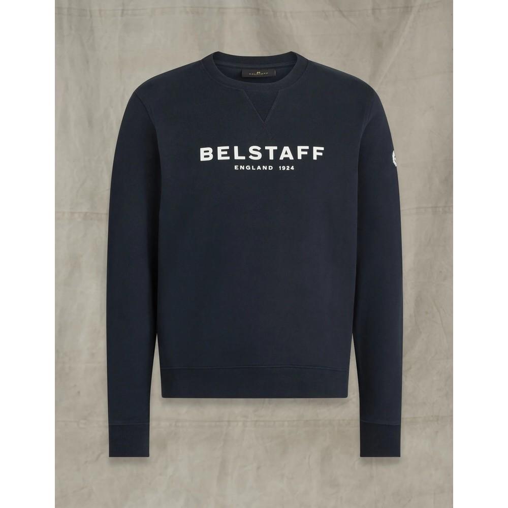 Belstaff Belstaff 1924 Sweatshirt Dark Ink/Off White