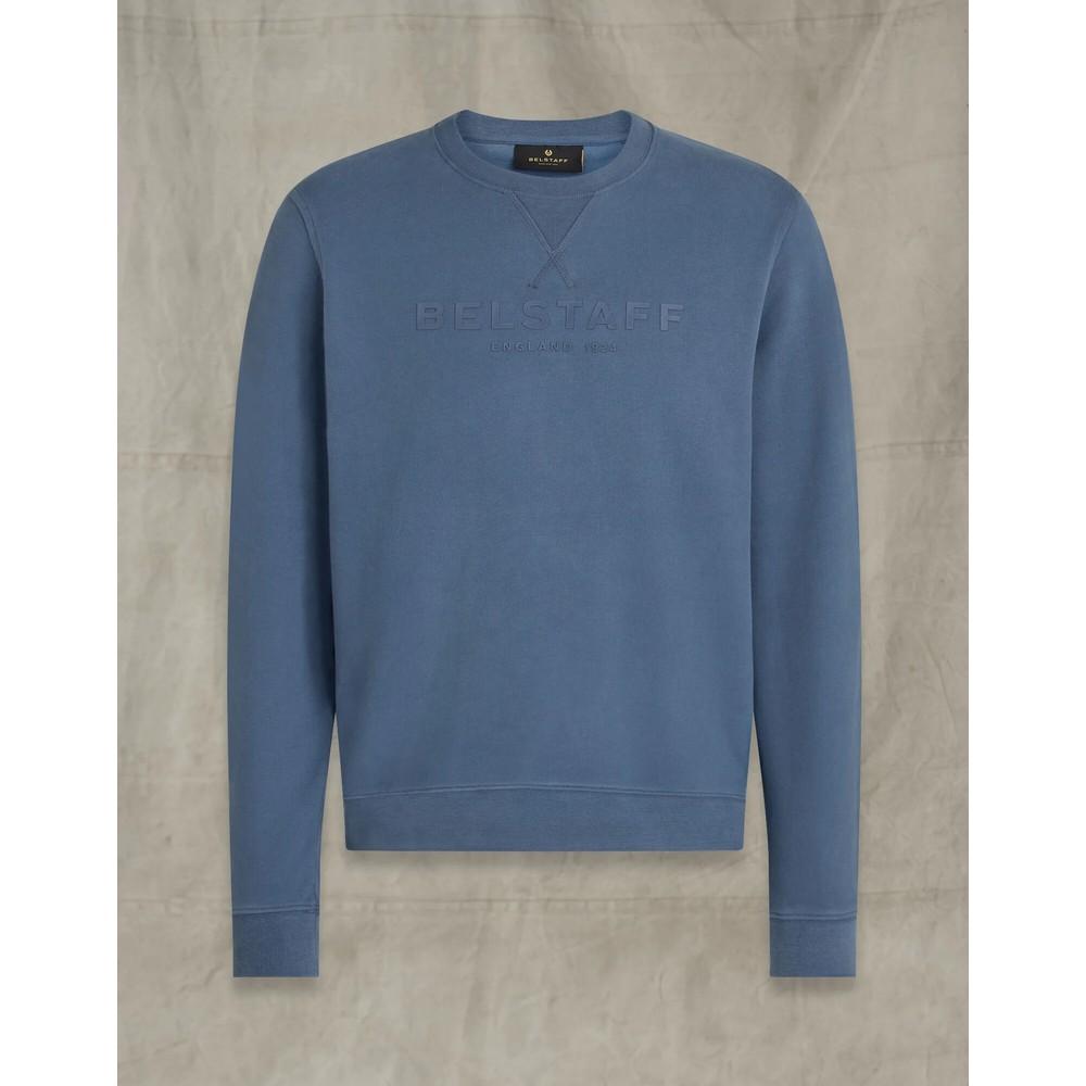 Belstaff Belstaff 1924 Sweatshirt Racing Blue