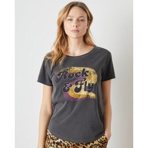 Toro Rock & Fly T-Shirt Ashes