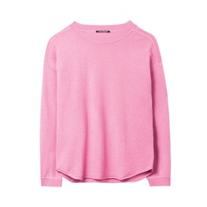R/N Wool/Cashmere Jumper Primrose