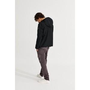 Ecoalf Dalven Jacket Asphalt
