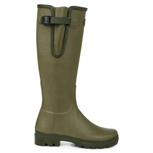 Vierzon Jersey Lined Boot Vert Vierzon