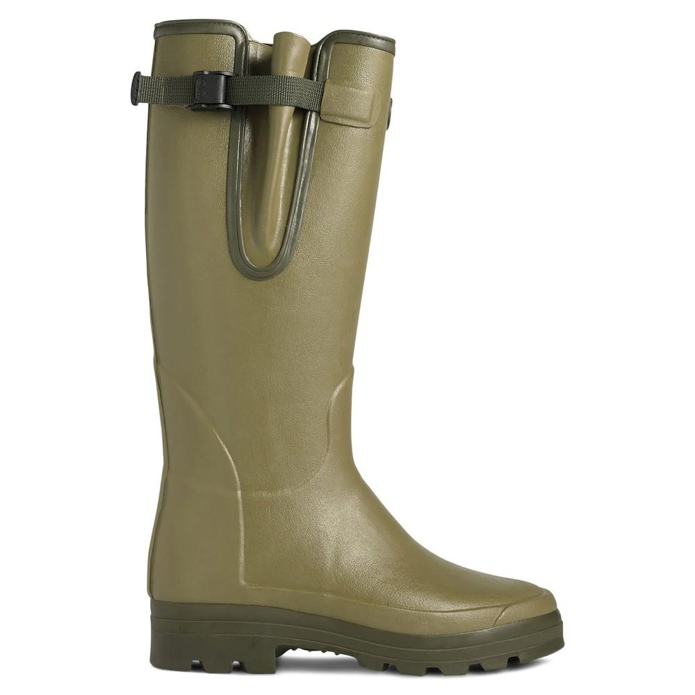Le Chameau Vierzonord Neoprene Lined Boot Vert Vierzon