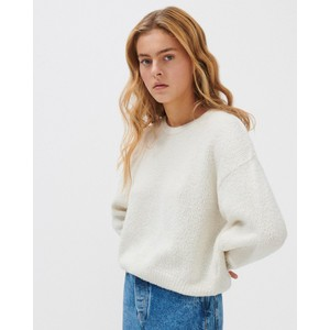 Cutebay Boxy Jumper Mother of Pearl