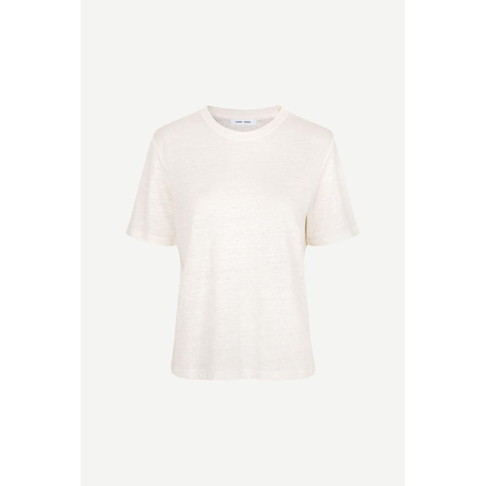 Samsoe Samsoe Dortetta S/S T-Shirt Eggnog