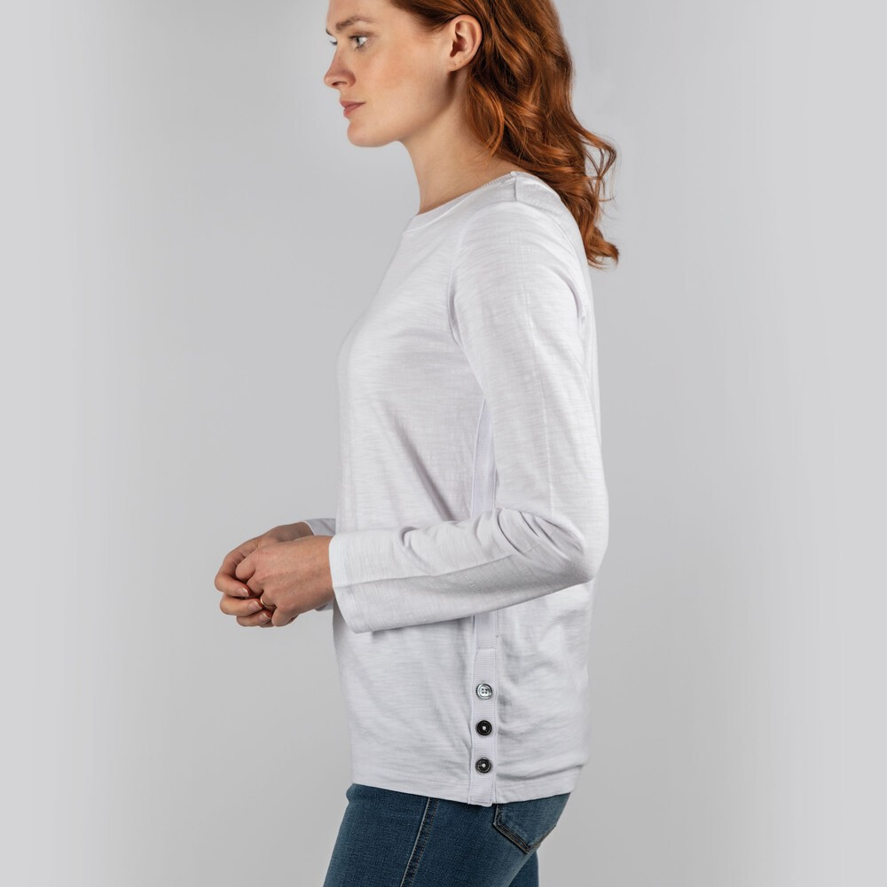 Schoffel Country Guernsey Scoop Top White