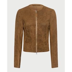 Nappa Leather Jacket Terra