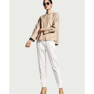 Riani Tapered Sweatpants Off White