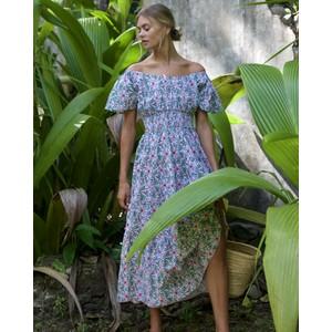 RahRah Spanish Dress Retro Blush