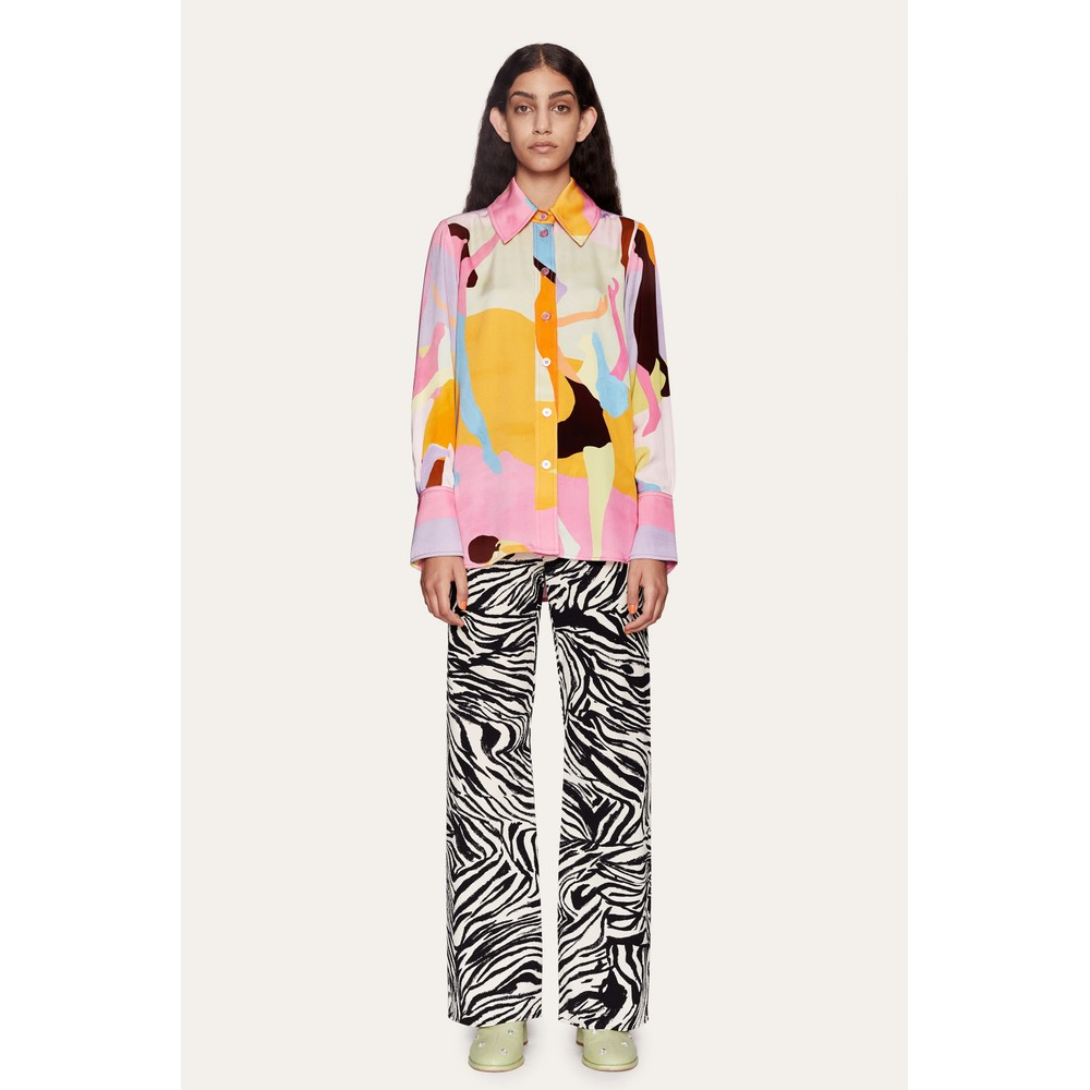 Stine Goya James Dance Shirt Multicolour