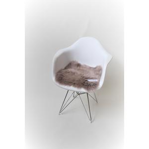 Fibre Sheepskin Seat Pad - Square Vole