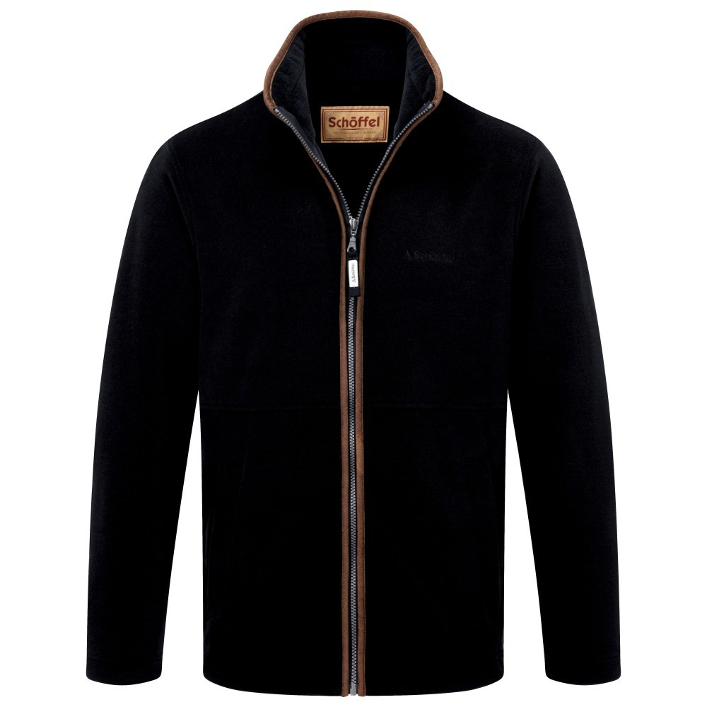 Schoffel Country Cottesmore Fleece Jacket Gunmetal