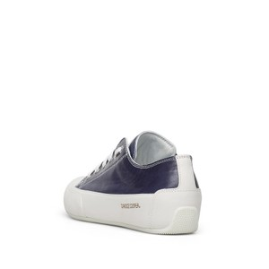 Candice Cooper Rock Lace Up Trainer Navy/White