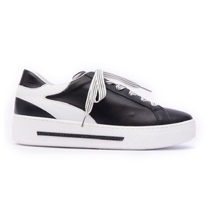 Flatform Sport Lux Trainer Black/White