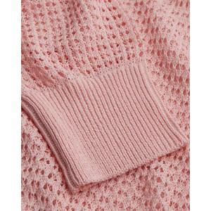Delicate Love Lou Loose Knit Polo Fairy