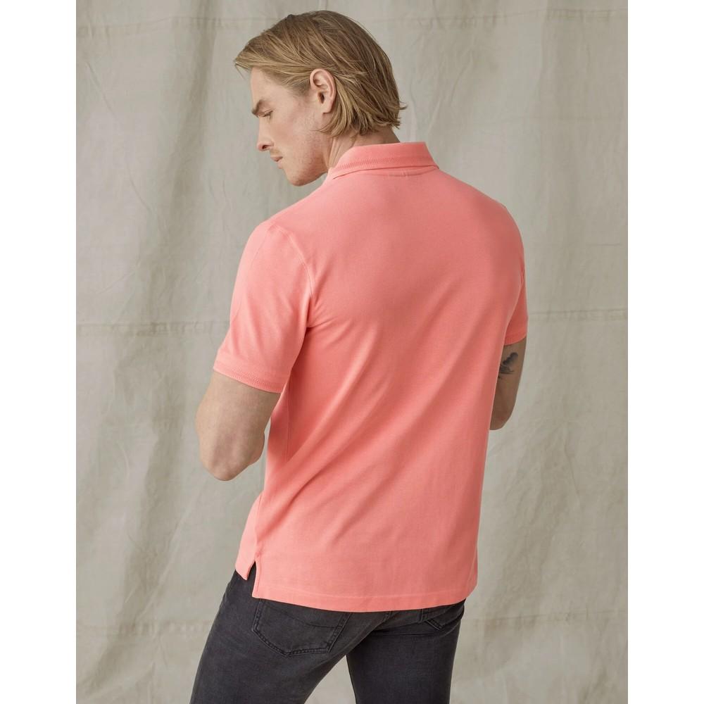 Belstaff Belstaff Short Sleeved Polo Shell Pink