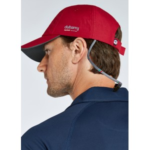 Dubarry Paros Cap Red