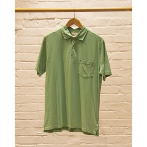 S/S Jersey Polo Mint