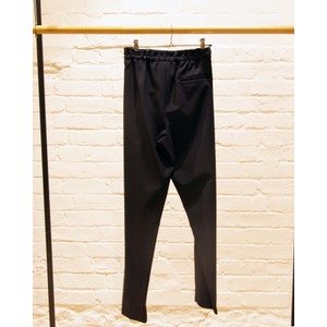 Marella Nasco Tapered Trousers Navy