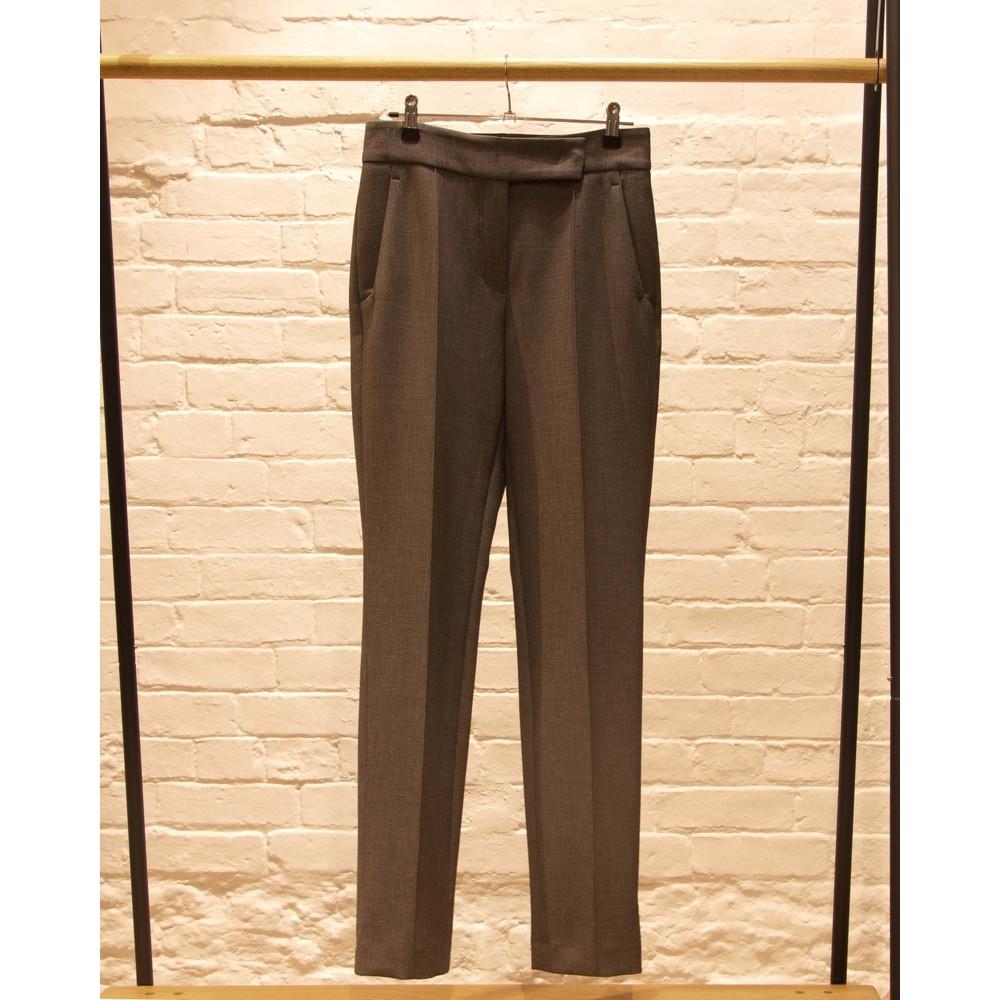 Riani Slim Fit Smart Trousers Titan