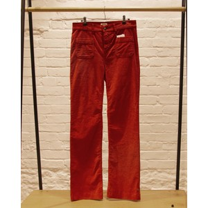 Luna Flared Cord Trousers Redskin