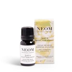 Neom Organics Essential Oil Blend Focus The Mind