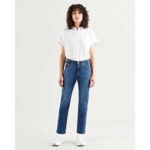 Levis 501 Crop Salsa Charleston Outlasted