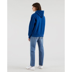 Levis T3 Relaxed Graphic Hoodie Navy