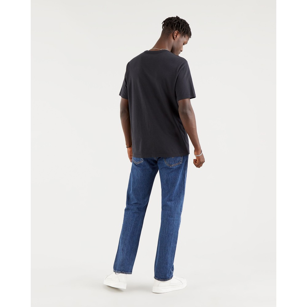 Levis Relaxed Fit Tee Caviar