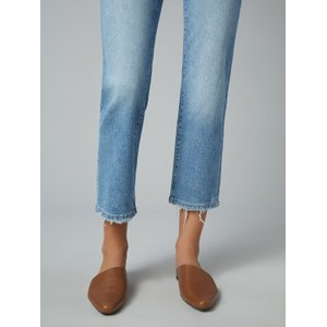 DL1961 Patti Straight High Rise Vintage Ankle Reef